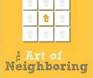 Book cover: The Art of Neigboring