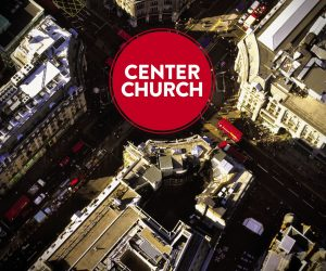 Book cover: Center Church