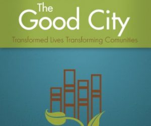 Book cover: The Good City