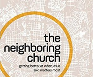 Book cover: Neighboring Church