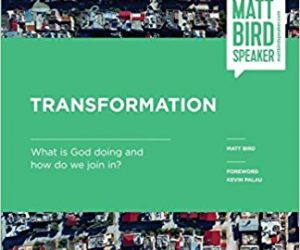 Book cover: Transformation