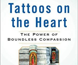 Tattoos on the Heart book cover.