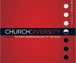 Church Diversity book cover.