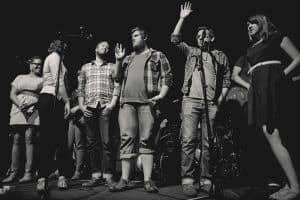 Image for No Space for Egos in this Worship Leaders' Network