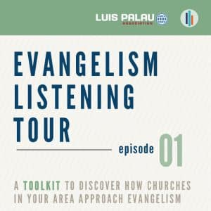 Image for Evangelism Listening Tour Episode 1: The Concept