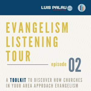Image for Evangelism Listening Tour Episode 2: The Data Analysis