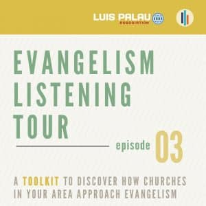 Image for Evangelism Listening Tour Episode 3: The Results